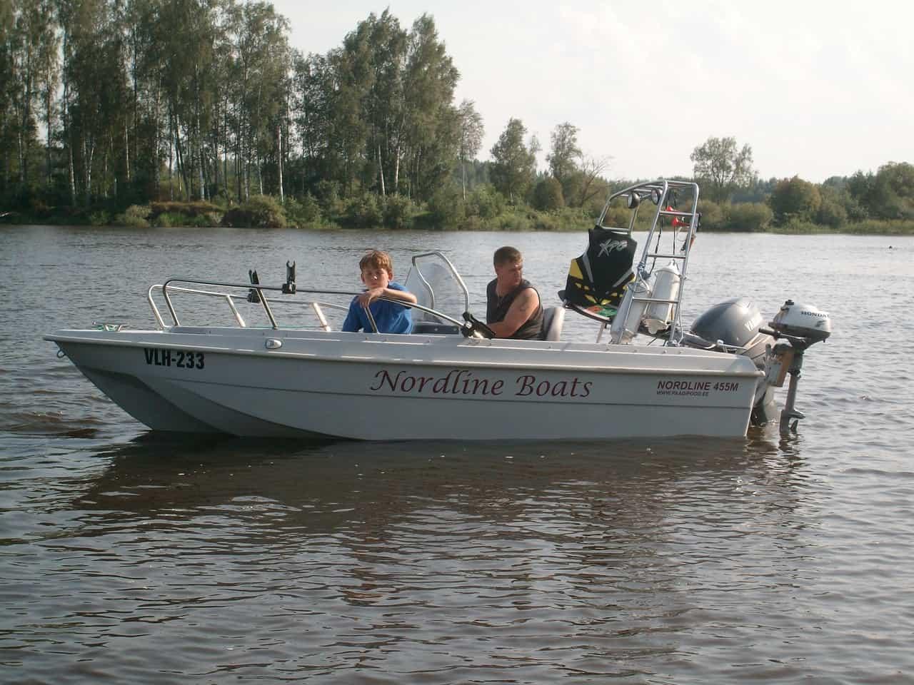 Moottorivene Nordline 45M