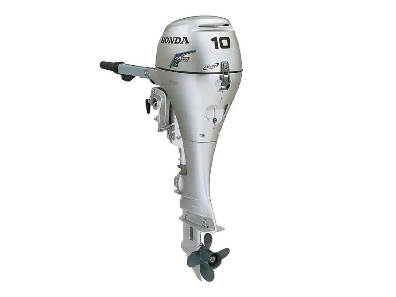 Лодочный мотор honda BF 10