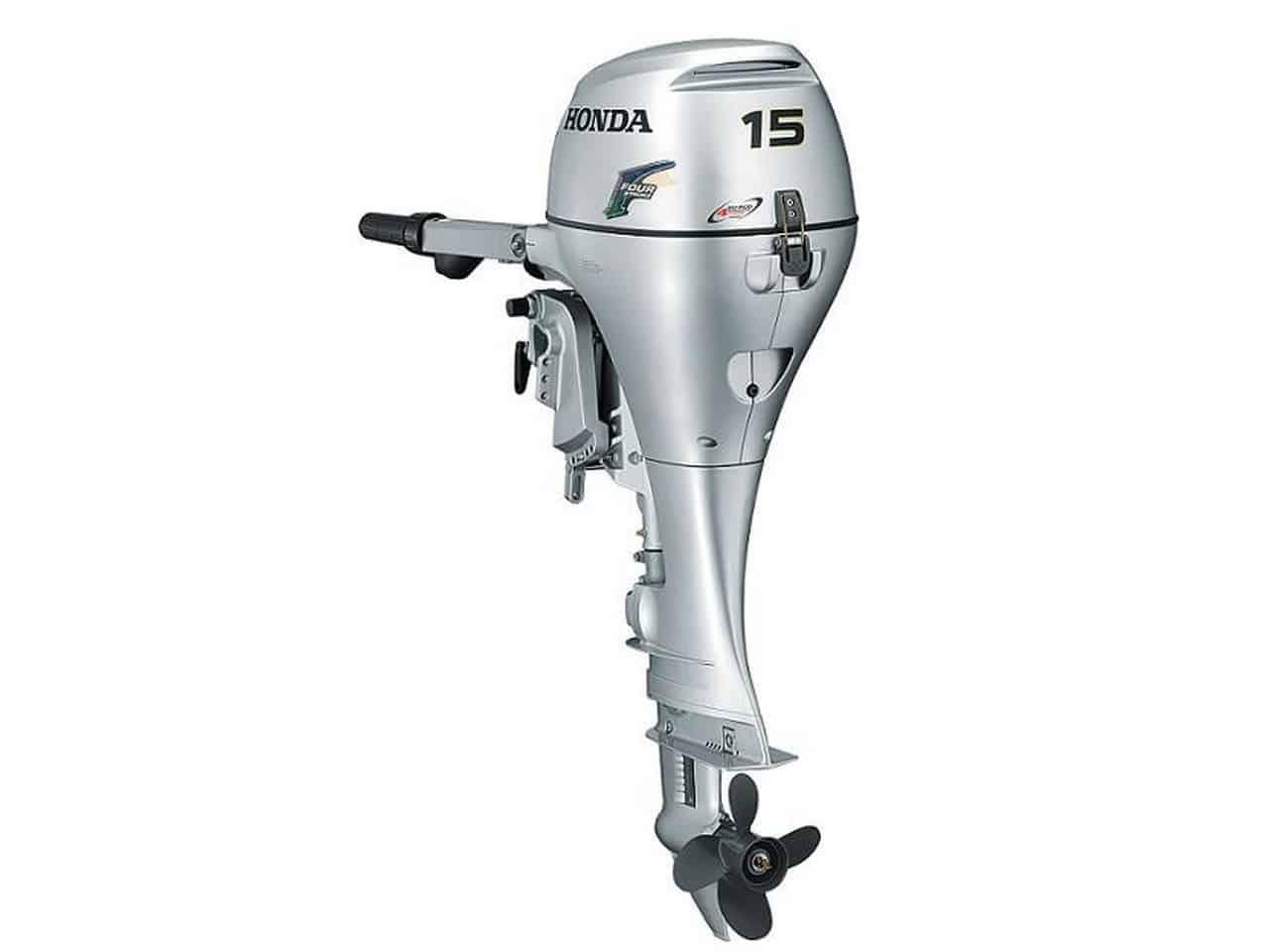 Лодочный мотор honda BF 15