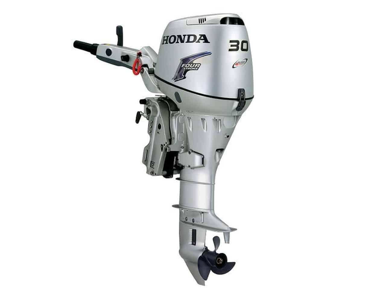 Лодочный мотор honda BF 30